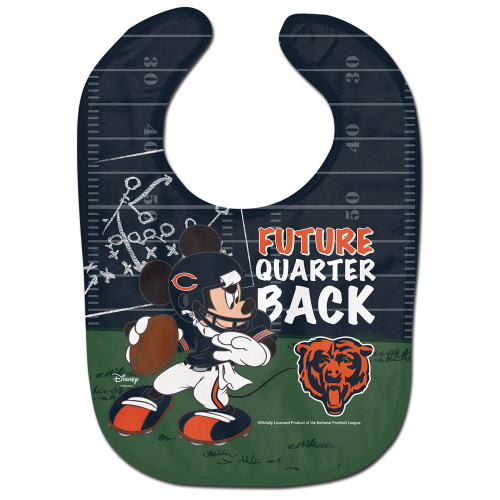 Chicago Bears Baby Bib All Pro Future Quarterback - Special Order
