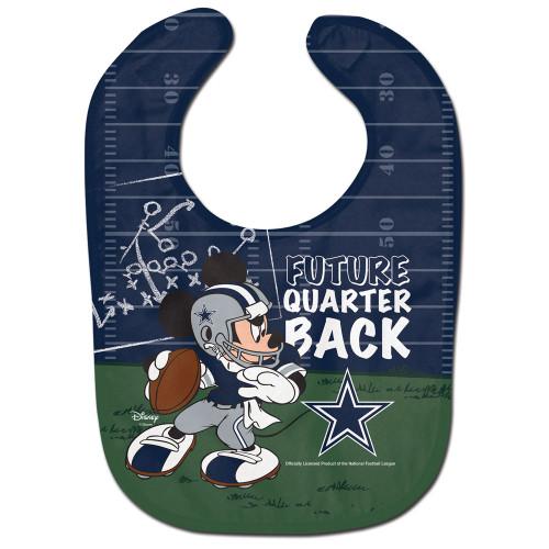 Dallas Cowboys Baby Bib All Pro Future Quarterback - Special Order