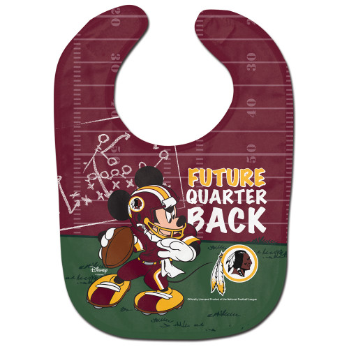Washington Redskins Baby Bib All Pro Future Quarterback - Special Order