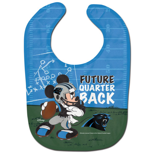 Carolina Panthers Baby Bib All Pro Future Quarterback - Special Order