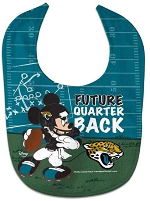 Jacksonville Jaguars Baby Bib All Pro Future Quarterback - Special Order