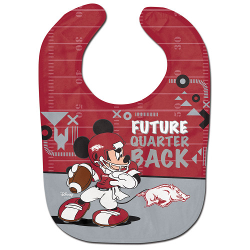 Alabama Crimson Tide Baby Bib All Pro Future Quarterback - Special Order