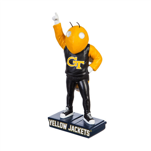 Georgia Tech Yellow Jackets Garden Statue Mascot Design - Special Order