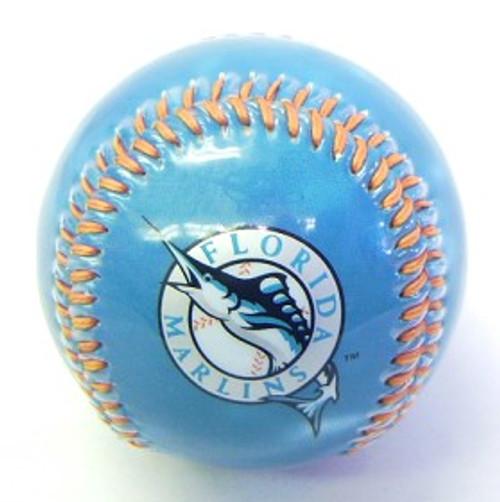 Florida Marlins Baseball High Gloss