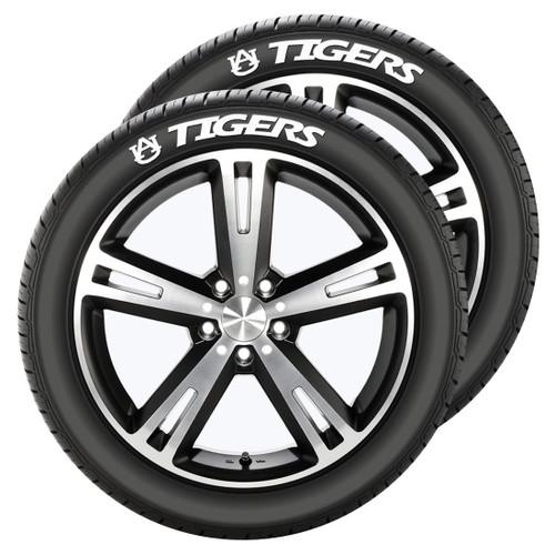Auburn Tigers Tire Tatz