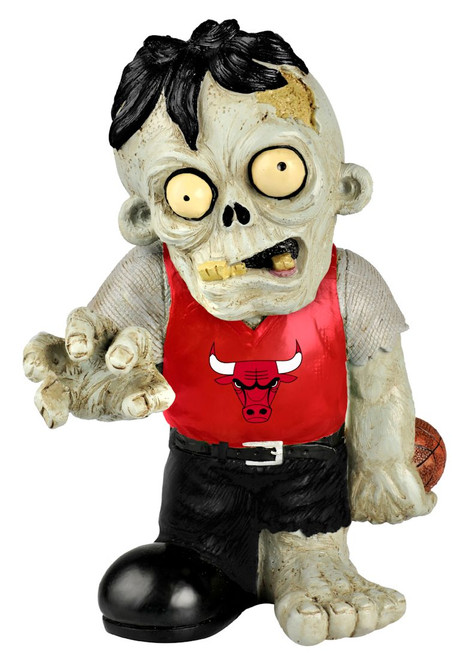 Chicago Bulls Zombie Figurine