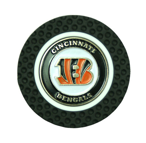 Cincinnati Bengals Golf Chip with Marker Bulk