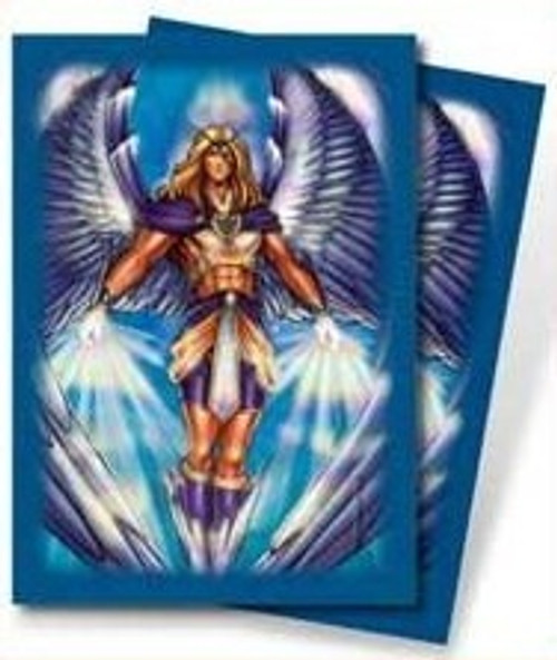 Deck Protector - Small Size - Angel (Blue)