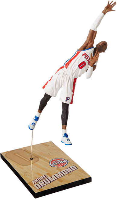 Detroit Pistons Andre Drummond Series #25 McFarlane Figure - Single - 2014 Release - Single -