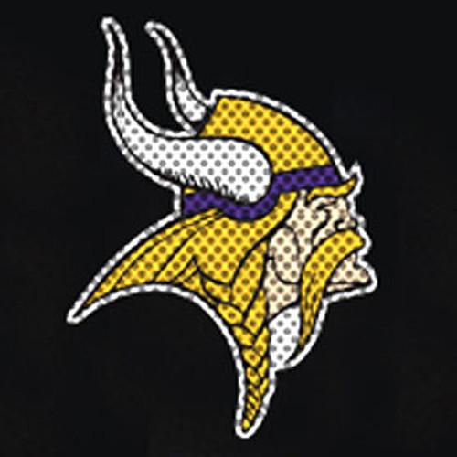 Minnesota Vikings Die-Cut Window Film - Large (Pre 2013 Logo)