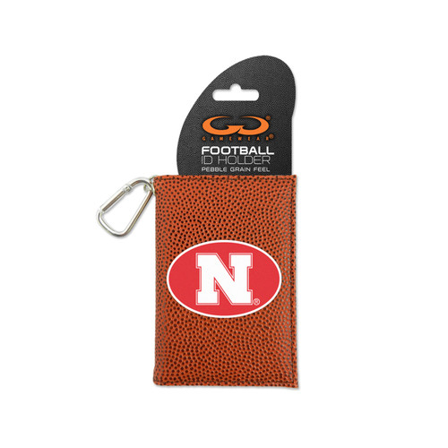Nebraska Cornhuskers ID Holder Classic Football