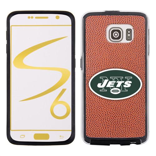 New York Jets Phone Case Classic Football Pebble Grain Feel Samsung Galaxy S6
