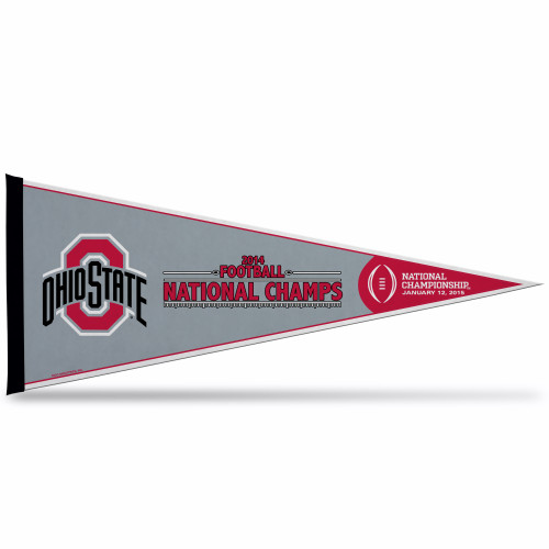 Ohio State Buckeyes 2014 Champs Pennant CO