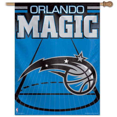 Orlando Magic Banner 27x37 Vertical