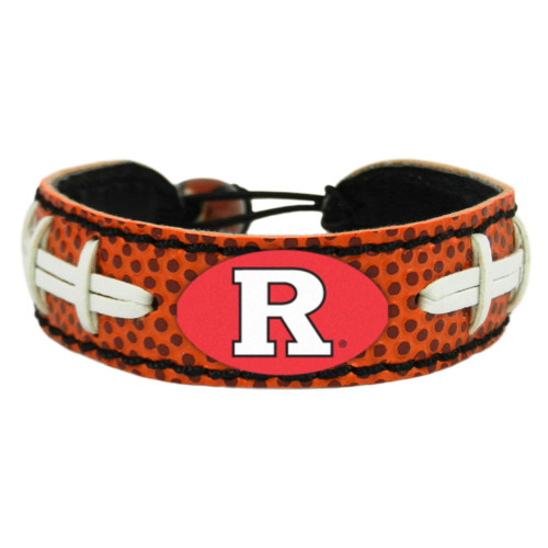 Rutgers Scarlet Knights Bracelet Classic Football