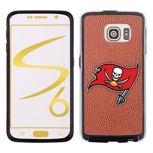 Tampa Bay Buccaneers Phone Case Classic Football Pebble Grain Feel Samsung Galaxy S6