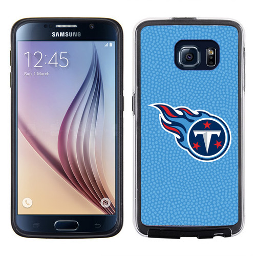 Tennessee Titans Phone Case Team Color Football Pebble Grain Feel Samsung Galaxy S6