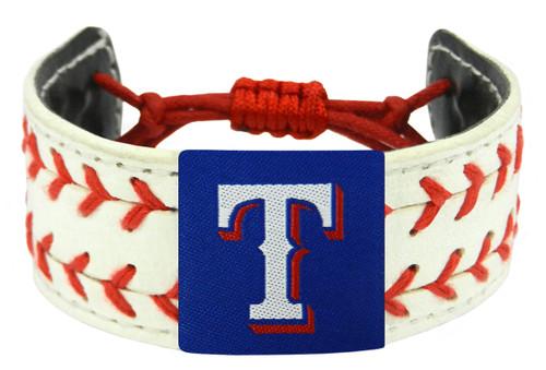 Texas Rangers Bracelet Classic Two Seamer