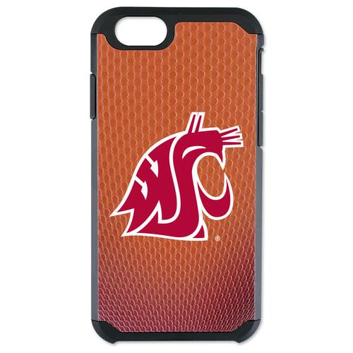 Washington State Cougars Classic Football Pebble Grain Feel IPhone 6 Case -