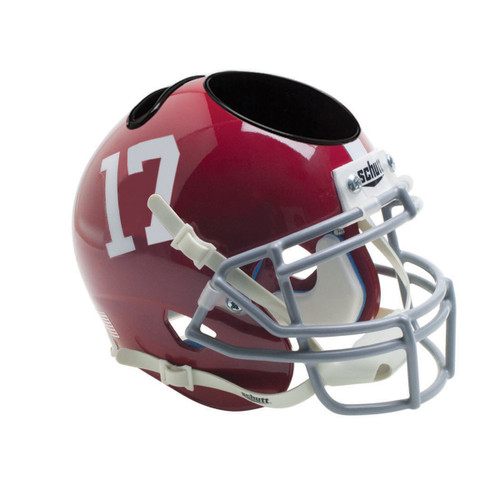 Alabama Crimson Tide Desk Caddy Helmet - Special Order