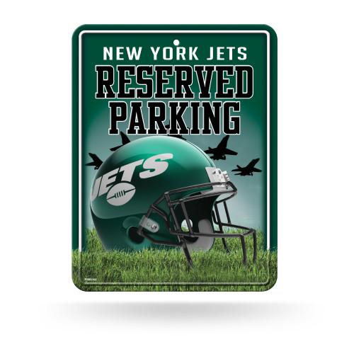 New York Jets Sign Metal Parking - Special Order