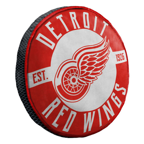 Detroit Red Wings Pillow Cloud to Go Style - Special Order