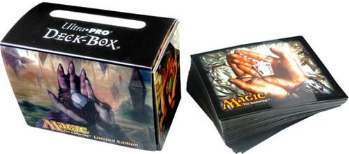 Deck Box w/ Sleeves - Magic: The Gathering - Mox Diamond