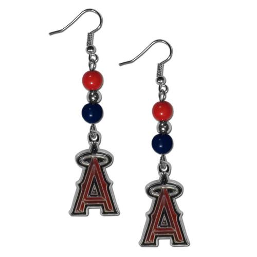 Los Angeles Angels Earrings Dangle Style CO