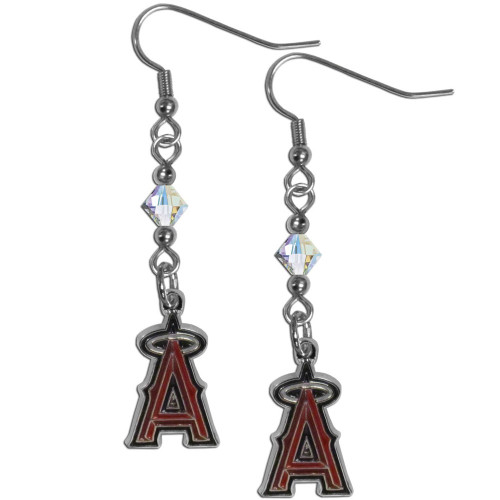 Los Angeles Angels Earrings Fish Hook Post Style