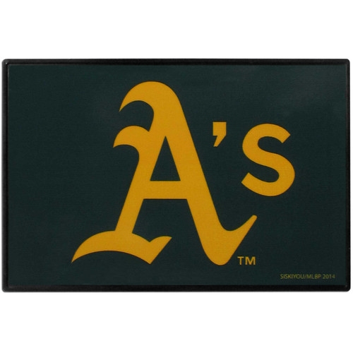 Oakland Athletics Flag Game Day Wiper