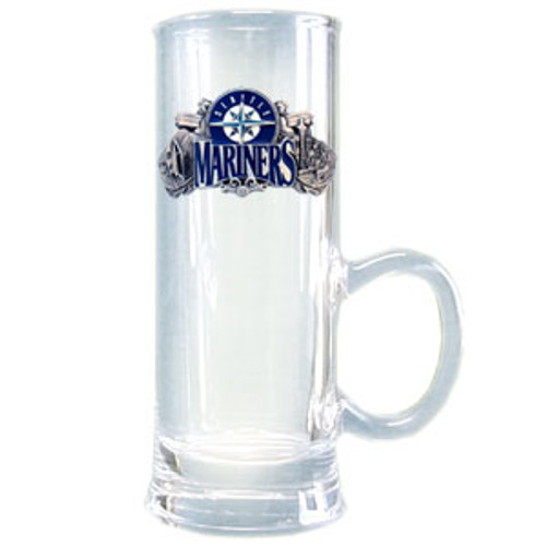 Seattle Mariners Glass Cordial
