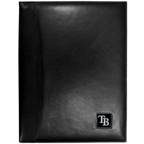 Tampa Bay Rays Portfolio Leather