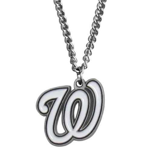 Washington Nationals Necklace Chain