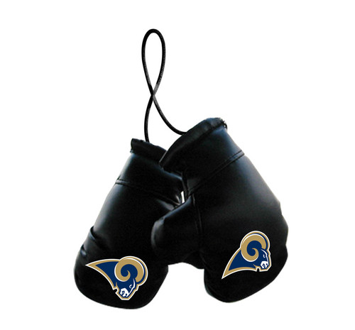 Los Angeles Rams Boxing Gloves Mini - Special Order