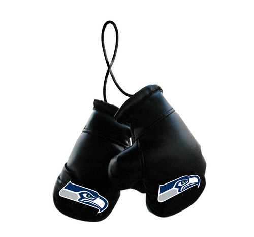 Seattle Seahawks Boxing Gloves Mini - Special Order