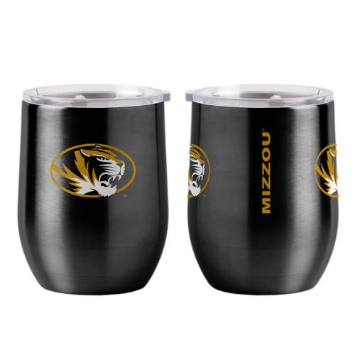 Missouri Tigers Travel Tumbler 16oz Ultra Curved Beverage Special Order