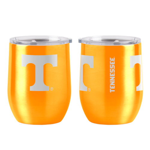 Tennessee Volunteers Travel Tumbler 16oz Ultra Curved Beverage Special Order