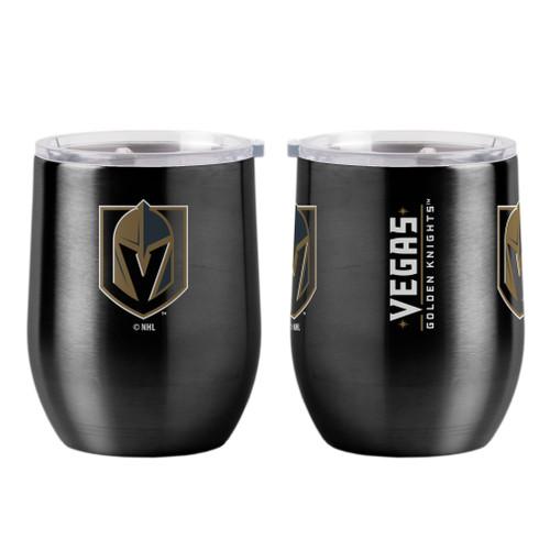 Vegas Golden Knights Travel Tumbler 16oz Ultra Curved Beverage Special Order