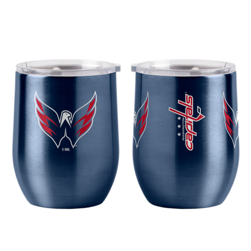 Washington Capitals Travel Tumbler 16oz Ultra Curved Beverage Special Order
