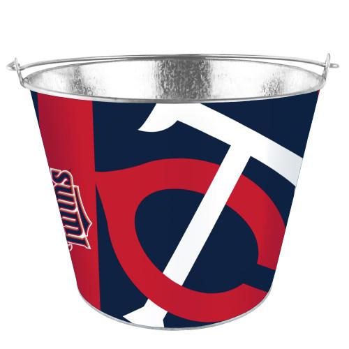 Minnesota Twins Bucket 5 Quart Hype Design Special Order