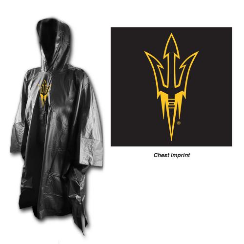Arizona State Sun Devils Rain Poncho Special Order