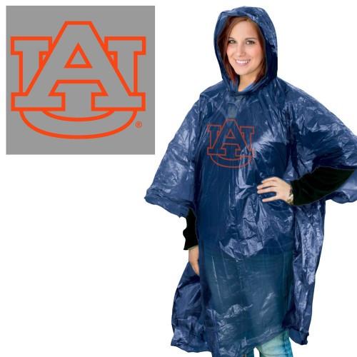 Auburn Tigers Rain Poncho