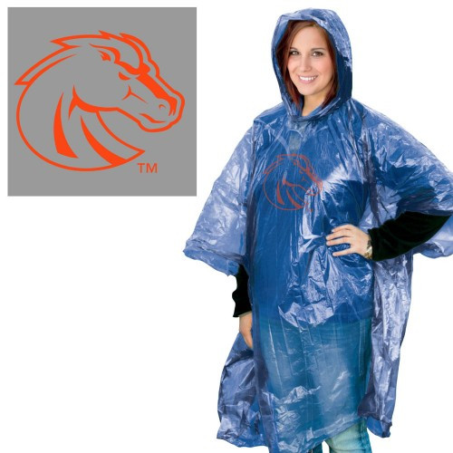 Boise State Broncos Rain Poncho Special Order