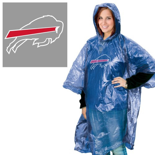 Buffalo Bills Rain Poncho