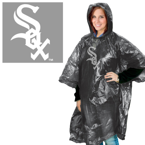 Chicago White Sox Rain Poncho Special Order