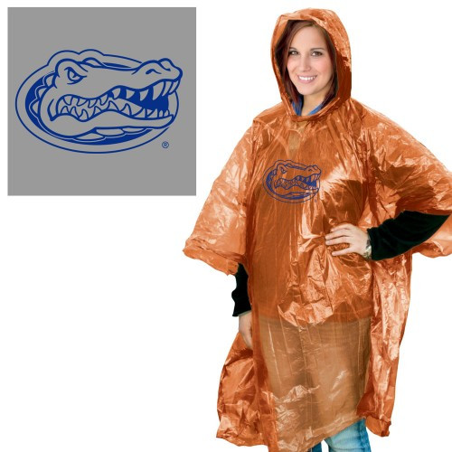 Florida Gators Rain Poncho