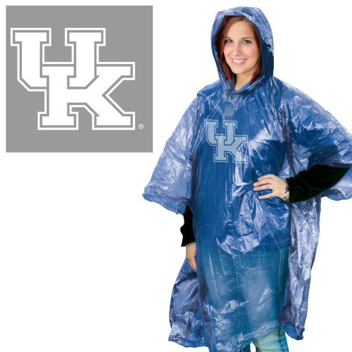 Kentucky Wildcats Rain Poncho