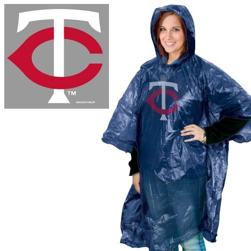 Minnesota Twins Rain Poncho