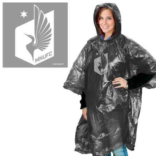 Minnesota United FC Rain Poncho Special Order