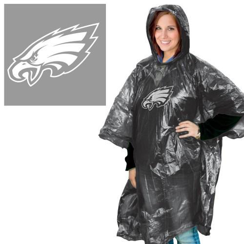 Philadelphia Eagles Rain Poncho